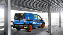 2013 Toyota Proace for British Touring Van Championship 29.03.2013