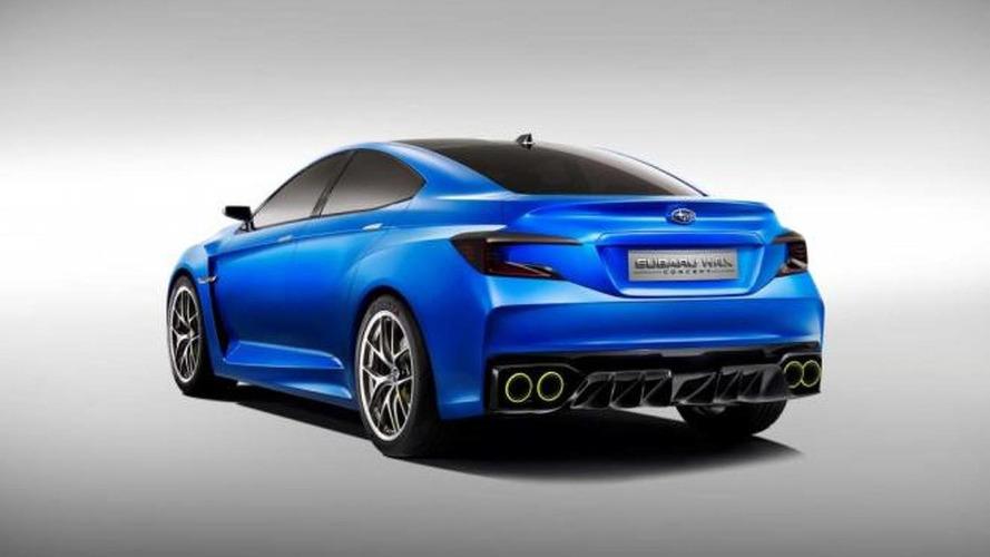 Subaru WRX Concept video tour with design chief Osamu Namba