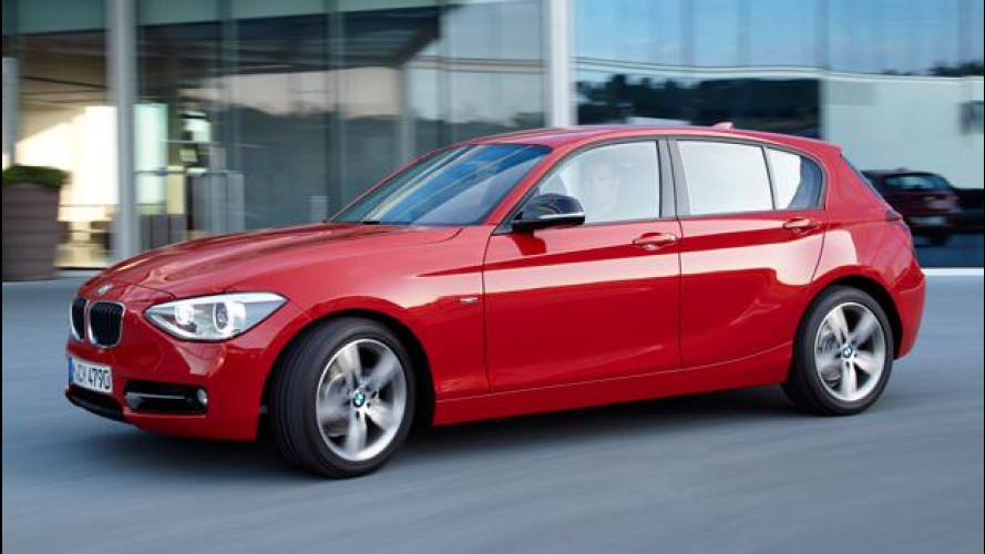 Nuove BMW 114d, 120d xDrive, 316i e 320i EfficientDynamics Edition