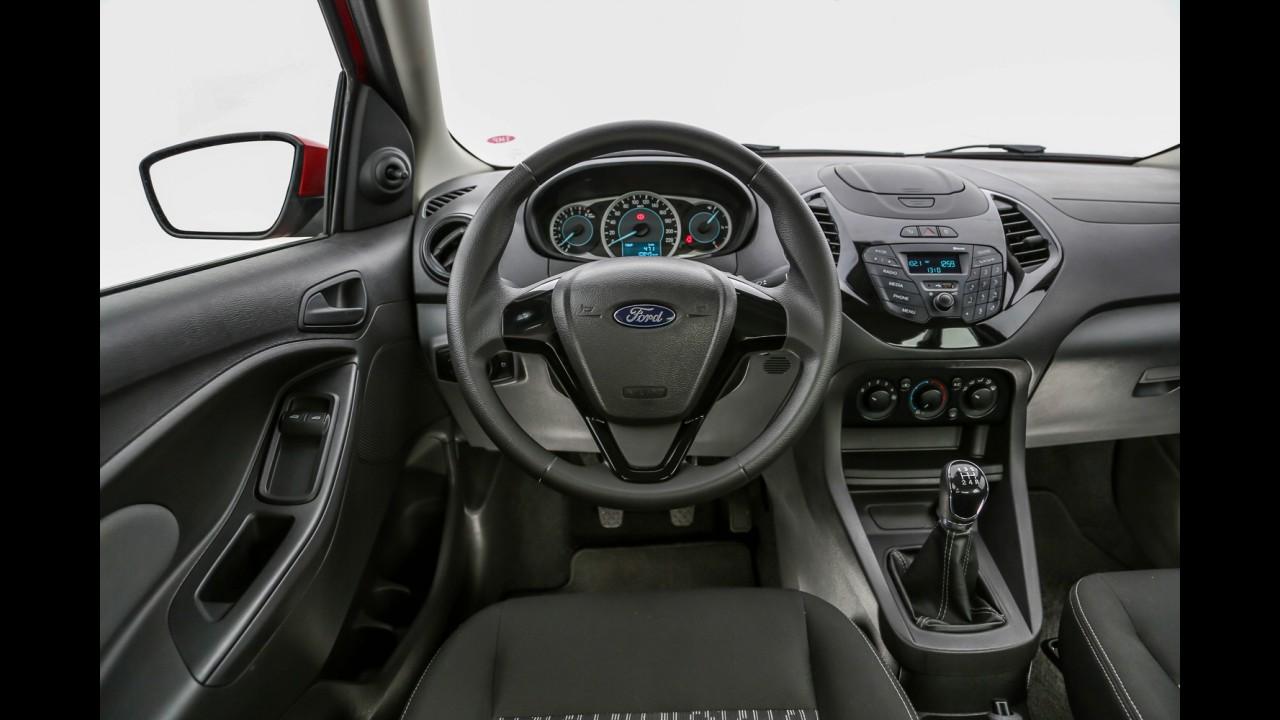 Ford Ka estreia na Argentina com motor 1.5 e preço de R$ 50.755