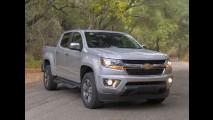 Nova Colorado 2017 ganha motor V6 de 312 cv e câmbio de oito marchas