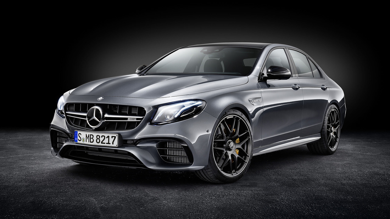2018 mercedes amg e63 revealed with 603 hp and drift mode for 2018 mercedes benz e63 amg