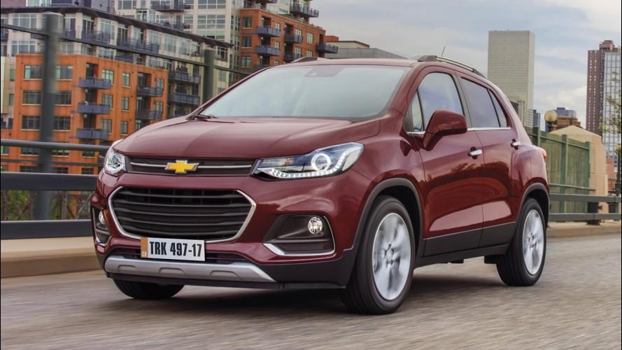 Novo Tracker ajuda Chevrolet a bater Ford nos EUA em outubro