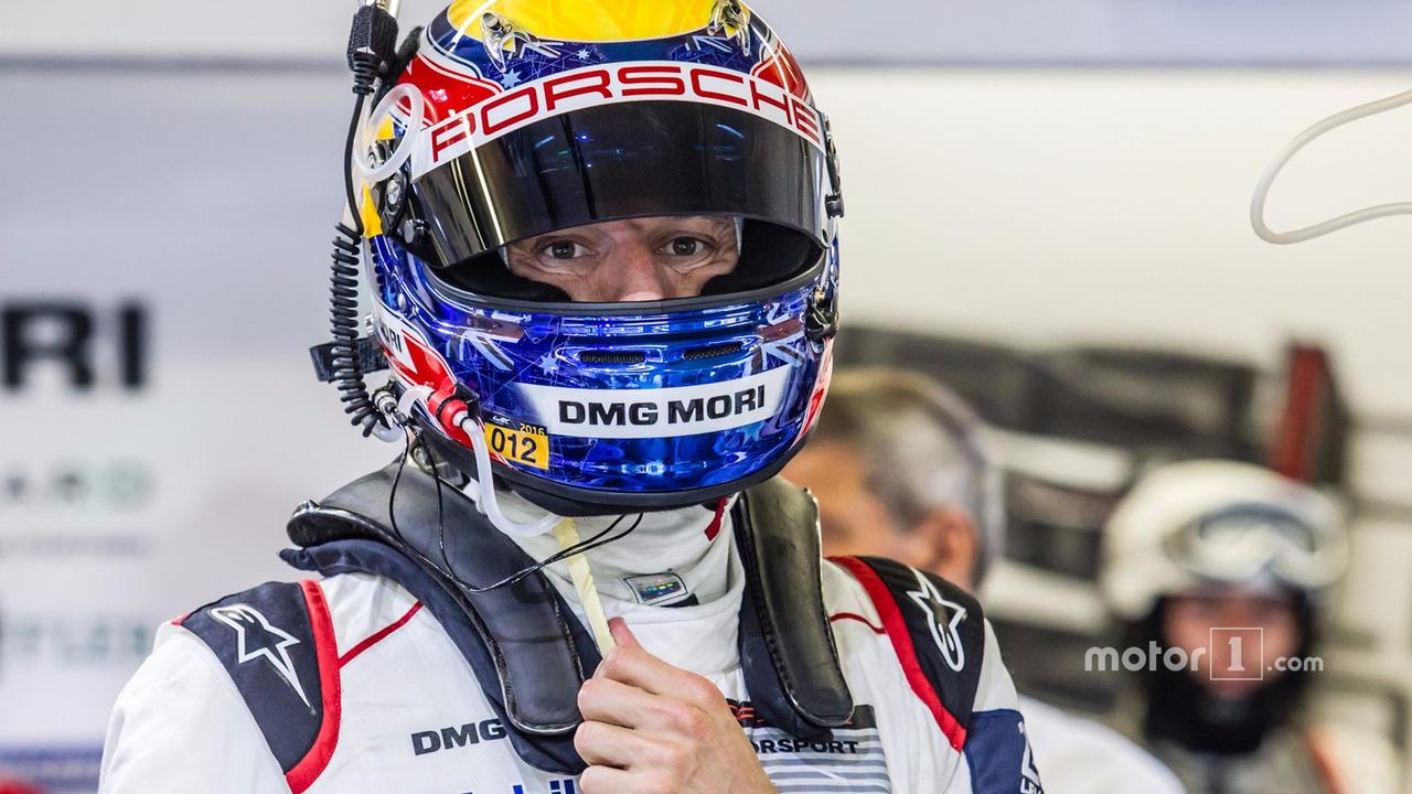 #1 Porsche Team Porsche 919 Hybrid- Mark Webber