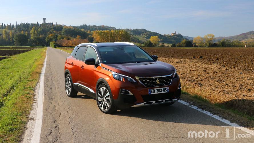 Le nouveau Peugeot 3008 démarre très fort !
