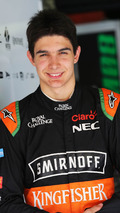 Esteban Ocon, Sahara Force India F1 Team