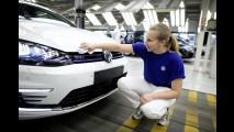 VW Golf terá produção interrompida na Alemanha por conta de disputa com fornecedor