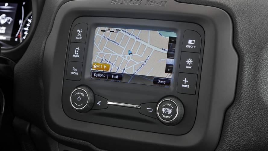 Jeep Renegade Sport MT