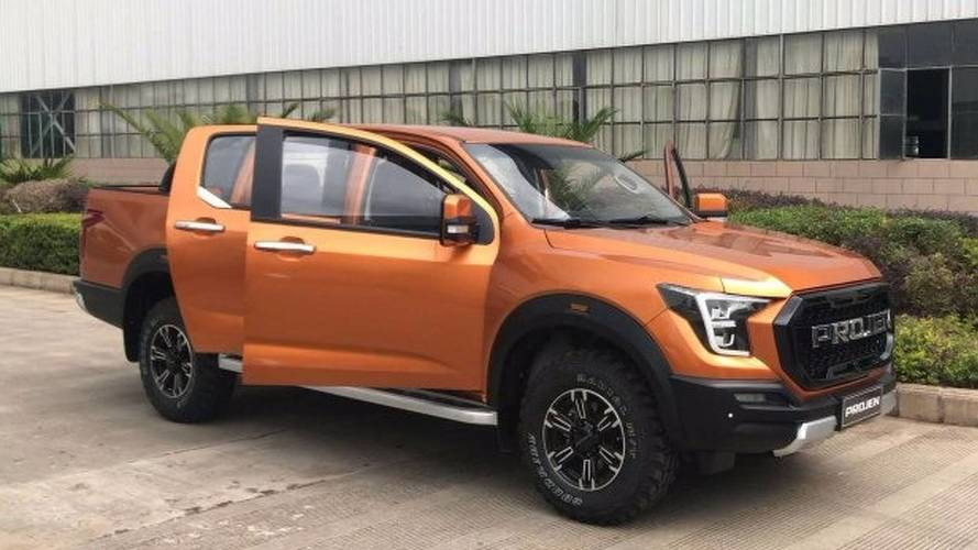 Voici le clone chinois du Ford F-150 Raptor