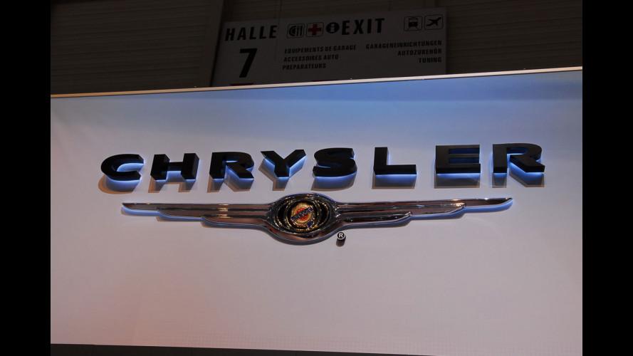 Chrysler al Salone di Ginevra 2009
