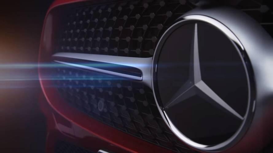2018 Mercedes CLS teaser fotók