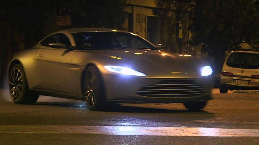 Aston Martin takes us behind-the-scenes of SPECTRE [video]