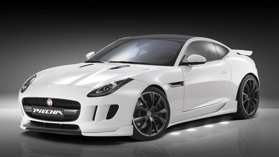 Piecha Design presents Jaguar F-Type Evolution 3.0 V6 Coupe