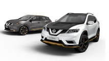Nissan Qashqai and X-Trail Premium Concept