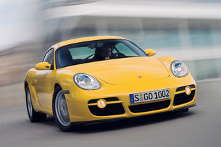 Son Wins Porsche Cayman and Gives It to His Parents