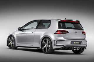 Volkswagen Golf R400 Superhatch