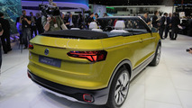 VW T-Cross Concept live in Geneva