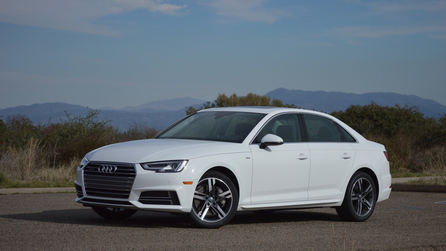 2017 Audi A4 2.0 Quattro gets six-speed manual trans