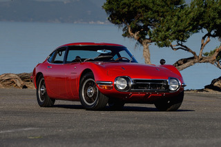 6 Collectable Classic Cars Heading for Mecum Auction