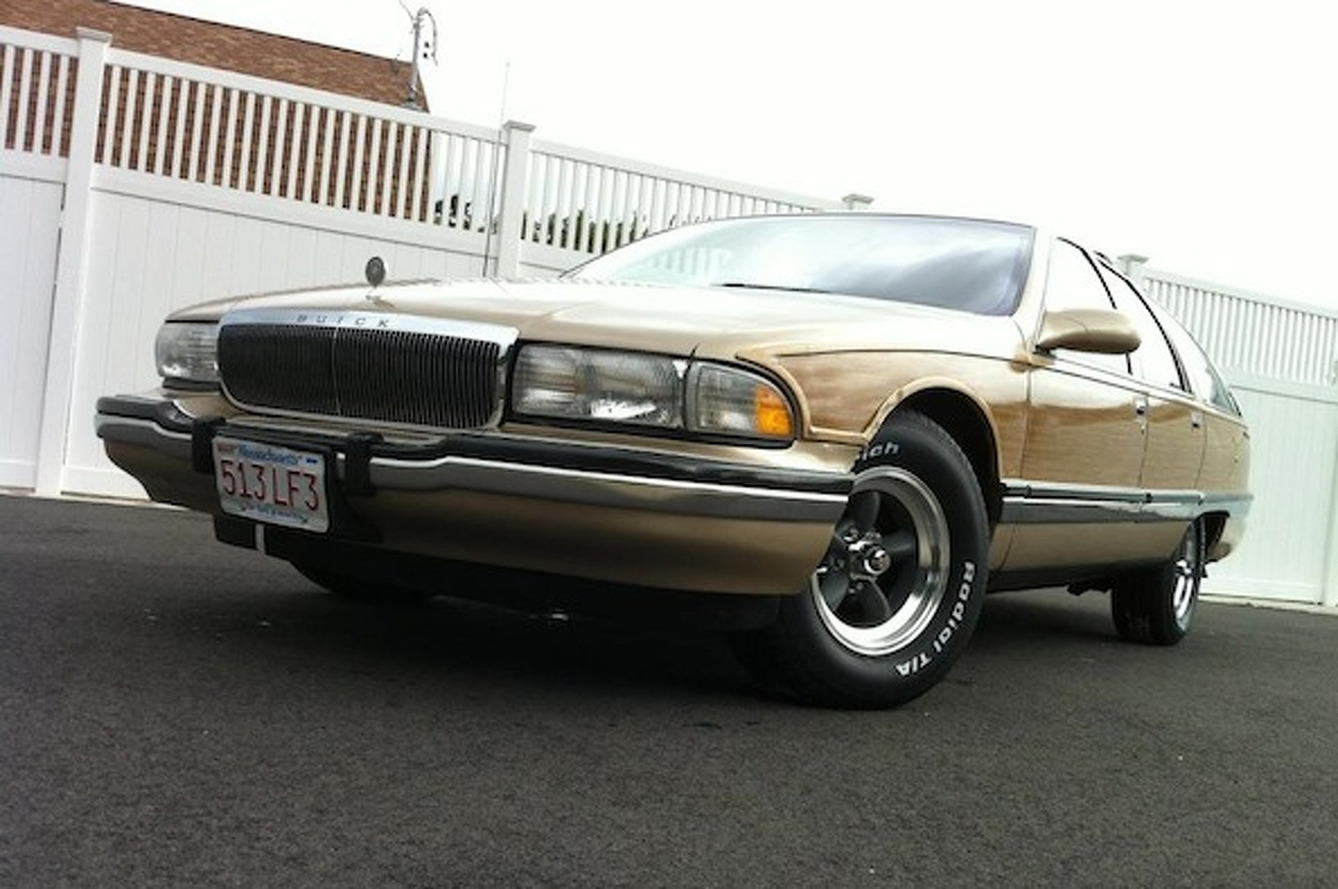 Your Ride: 1996 Buick Roadmaster
