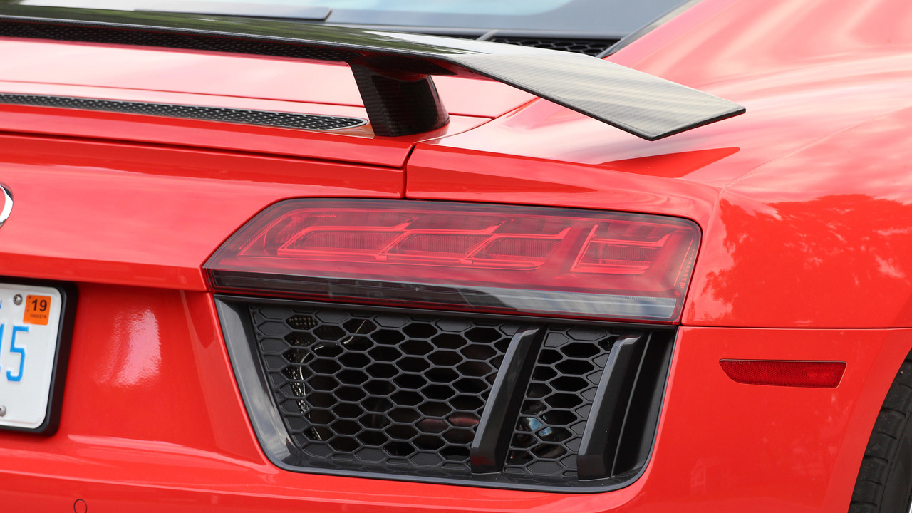 First Drive: 2017 Audi R8 V10 Plus