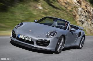 Porsche 911 Turbo Drops its Top, Starts at $160,700 [w/video]