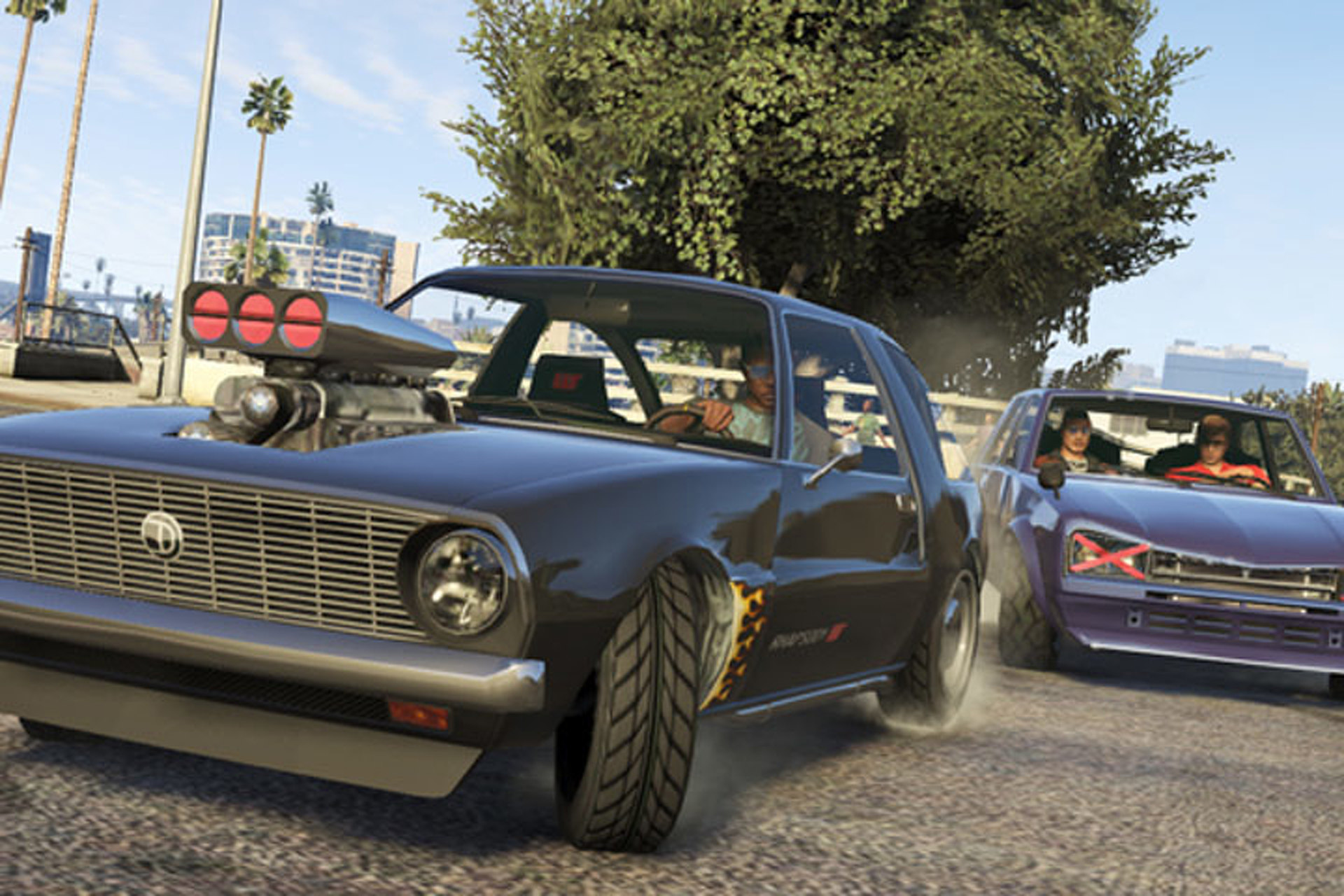 GTA Online Get Seven New Cars from 'Hipster' DLC