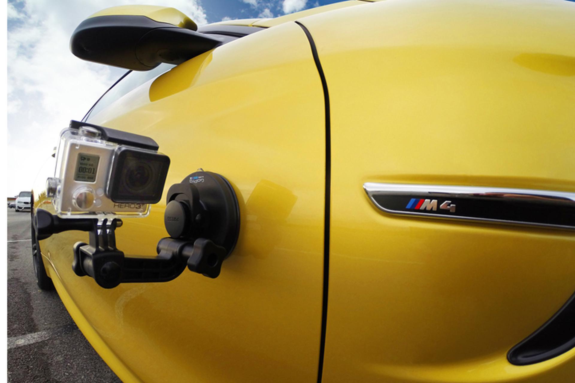 BMW, MINI Adding GoPro Connectivity to Cabin Tech