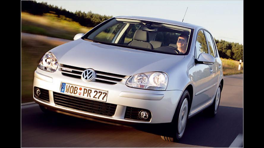 BlueMotion: VW zeigt den neuen Sauber-Golf auf der IAA