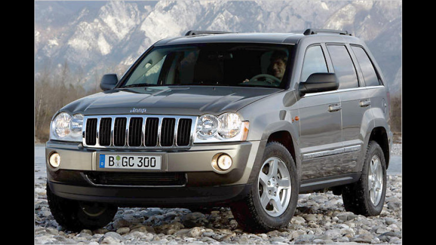 Schmuckes Sondermodell: Jeep Grand Cherokee S-Limited