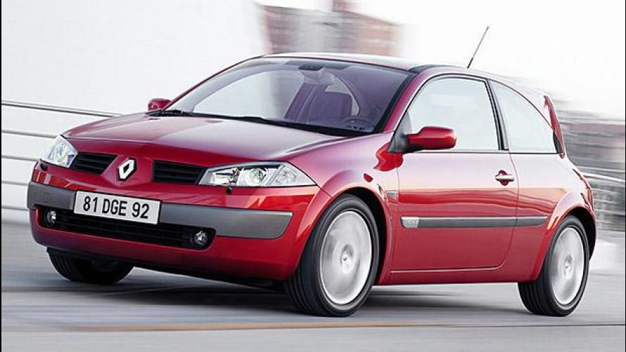 Renault Megane, l'auto dai mille volti