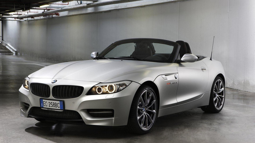 BMW Z4 sDrive35is Limited Edition Mille Miglia 2010 revealed