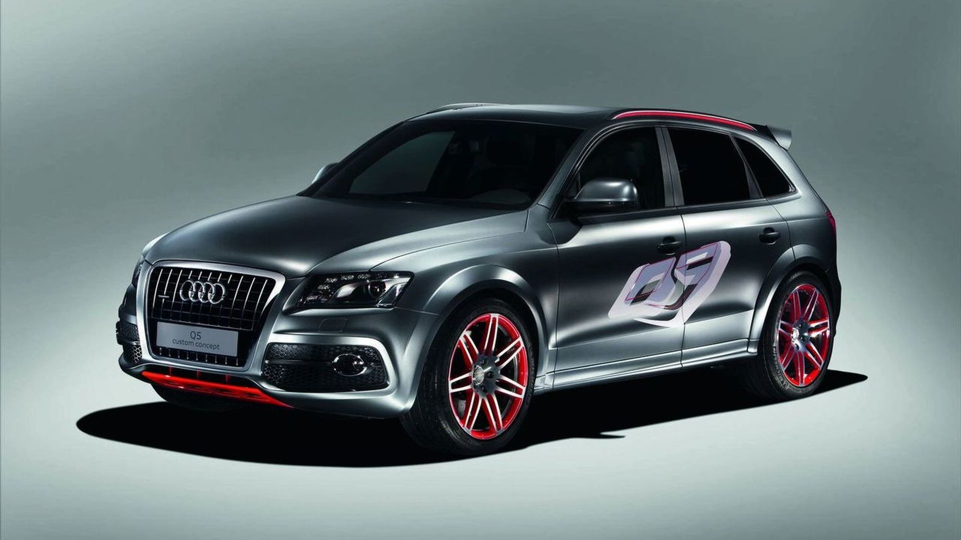 audi sq5 and rsq5 sport versions rumored. Black Bedroom Furniture Sets. Home Design Ideas