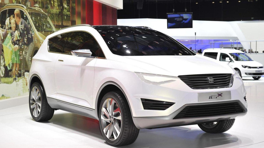 Seat crossover coming late next year or early 2016 - report