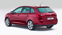 2011 SEAT Ibiza ST first photos