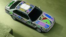 Esther Mahlangu (ZA) 1991 BMW 525i art car - 1600