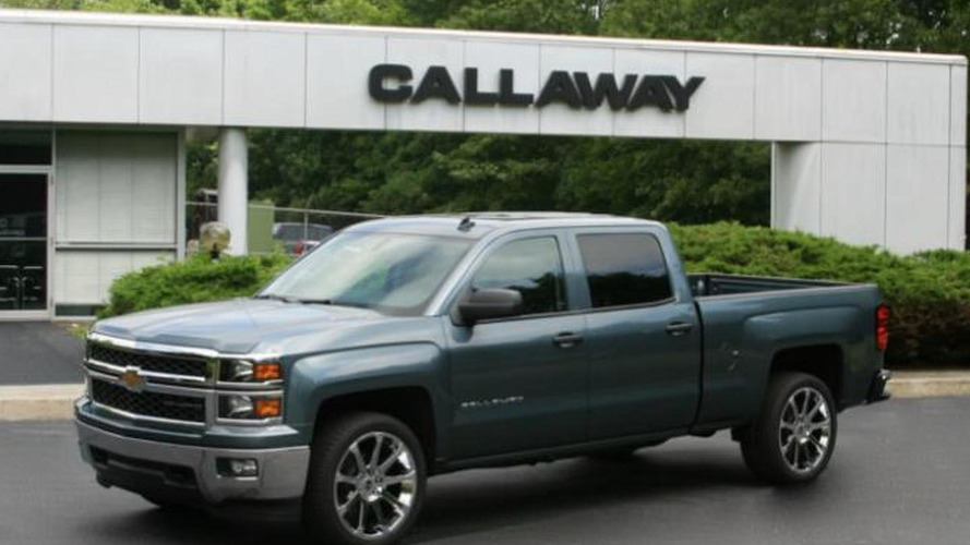 Callaway previews their tuning program for the Chevrolet Silverado & GMC Sierra