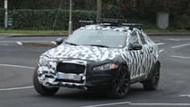 2015 / 2016 Jaguar Crossover spy photo 10.12.2013