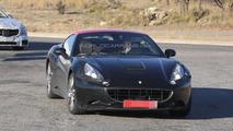 2015 Ferrari California mule spy photo