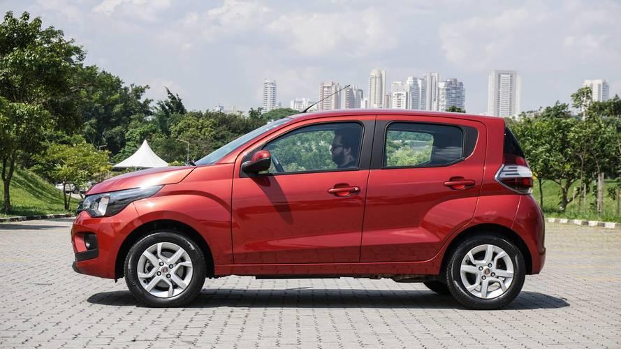 Comparativo Renault Kwid x Fiat Mobi
