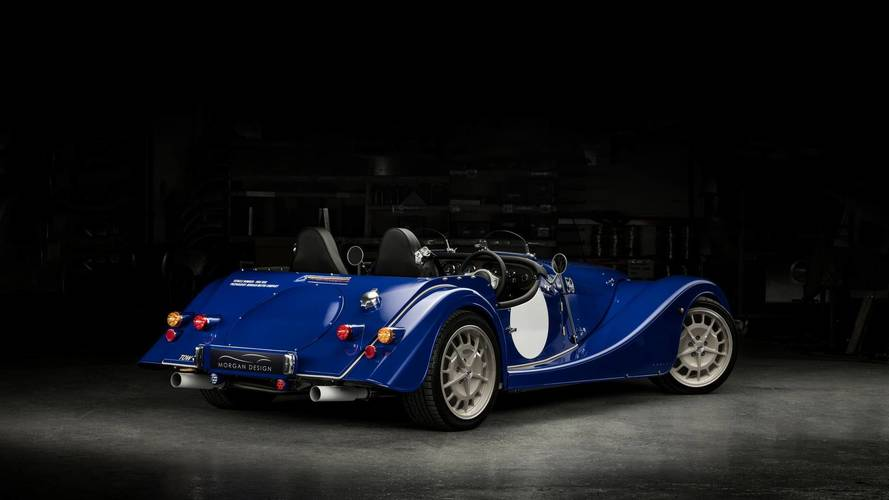 Morgan Plus 8 50 aniversario
