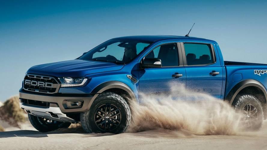 Ford Ranger Raptor quase foi equipada com câmbio de 13 marchas