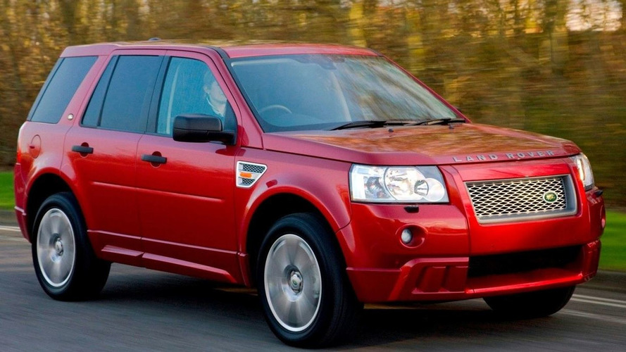 Land Rover Introduce HST Package for Freelander 2 and Range Sport
