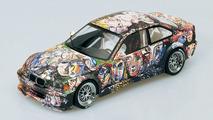 BMW Art Car 1:18 miniature Sandro Chia