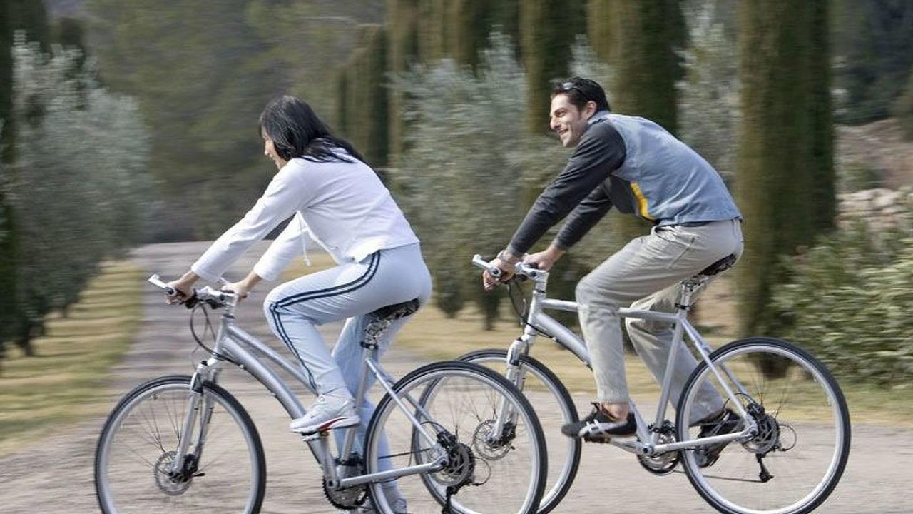 Mercedes Fitness Bike Sport Edition