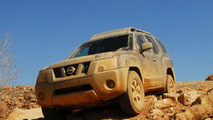 Nissan Off-Road Experience in North Central Texas