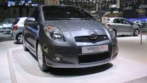 Toyota reveals Yaris T Sport concept