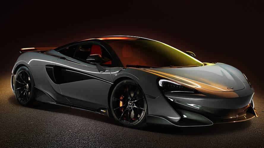 McLaren 600LT, quella con la coda è una tradizione