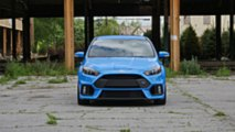 Eight Things We'll Miss About The Ford Focus RS
