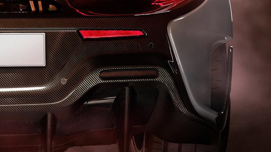 Áttervezett hátsó résszel jön a McLaren 570LT